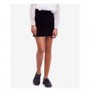 NWT Modern Femme Corduroy Mini Skirt